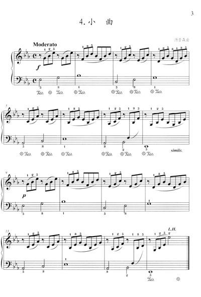 架子鼓谱4级