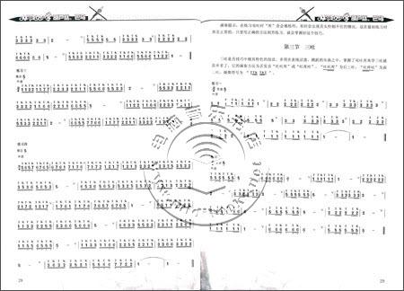 葫芦丝哏德全版竹楼情歌曲谱