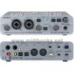 Edirol UA-25 4进6出 USB电脑MIDI/录音接口