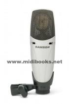SAMSON CL7 大震膜电容话筒