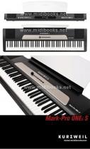 KURZWEIL Mark Pro ONE is 88键全配重便携式电钢琴