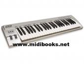 ESI KeyControl 49+ 高性能MIDI键盘