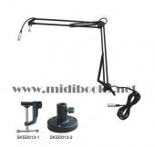 ISK SKSD015 高品质桌面万向话筒支架(带5米长话筒线)