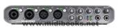 M-AUDIO Fast Track Ultra USB2.0 8进8出 带DSP音频接口