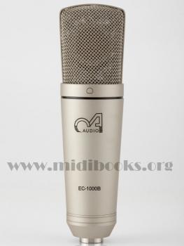 AC-AUDIO EC-1000B 专业电容话筒(单指向)