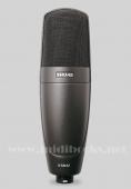 SHURE 舒尔 KSM32 CG心形指向电容话筒(碳黑色)