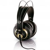AKG K240S 全封闭专业监听耳机