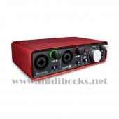 FOCUSRITE Scarlett 2i2 USB2.0 音频接口