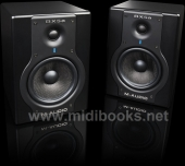 M-AUDIO Studiophile BX5a Deluxe 参考级监听音箱