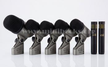 AC-AUDIO S507 专业鼓组话筒
