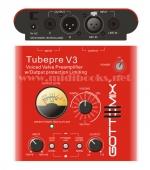 Gottomix tubepre V3 单通道电子管话筒放大器(话放)