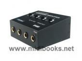 奥创(Alctron)HPA001四路耳机放大器