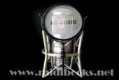 AC-AUDIO PF100麦克风专用金属防噗罩 防喷罩