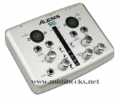 ALESIS 爱丽丝 iO2 EXPRESS USB音频接口