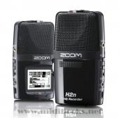 Zoom H2n 便携数码录音机 录音笔
