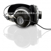 AKG K272 HD专业监听耳机