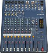 YAMAHA MG 124CX 12路专业调音台(带DSP效果器)