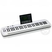 SAMSON 山逊 Carbon 61 半配重 USB MIDI键盘(支持IPAD)