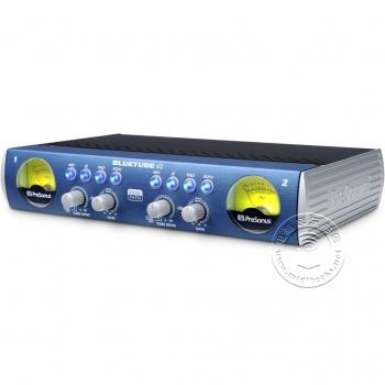 Presonus BlueTube DP V2 双通道电子管话筒放大器 DI盒