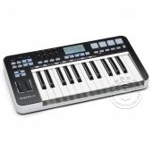 SAMSON 山逊 Graphite 25 键 半配重USB MIDI键盘(带触后功能 支持iPAD)