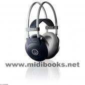 AKG K77 专业监听耳机(包快递)