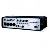 M-Audio M-Track Quad 四通道USB音频接口