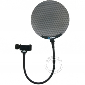 Alctron 爱克创 MA019B 专业话筒金属防喷罩防喷网