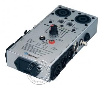 alctron 爱克创 db-4c 音频信号测线器检测器(带万用