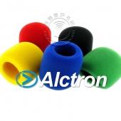 Alctron 爱克创 C9008 麦克风防风罩 防风海绵(多色)