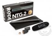 Rode(罗德)NTG-2 专业采访指向性话筒