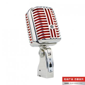 Alctron爱克创 DK1000 古典式动圈演唱话筒