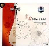 突破琵琶快速演奏技巧:琵琶快速技巧训练与名曲解析(1VCD)