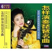 怎样演奏琵琶名曲(6VCD)