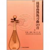琵琶高级练习曲20首——中国民族器乐表演专业本科教材系列