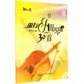 流行小提琴曲30首<1>(附光盘)——每日一练