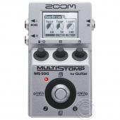 Zoom MS-50G 小型吉他综合效果器