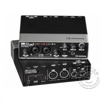 Steinberg(YAMAHA)UR22 MKii 专业音频接口(专业声卡)