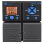 Zoom G1on 电吉他综合效果器