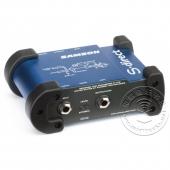 SAMSON(山讯)S-Direct mini 接入盒(单路DI盒)