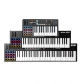 M-Audio Code25/49/61系列MIDI键盘控制器中文说明书(中文用户手册)