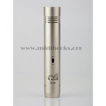 AC-AUDIO S-90乐器录音专业电容话筒(单只)