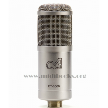 AC-AUDIO ET3000电子管录音话筒(多指向转换)