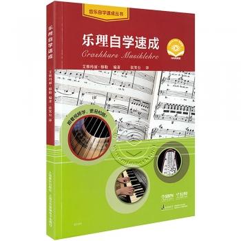 乐理自学速成——音乐自学速成丛书